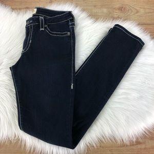 BIG STAR | Dark Wash Maddie Skinny Jeans